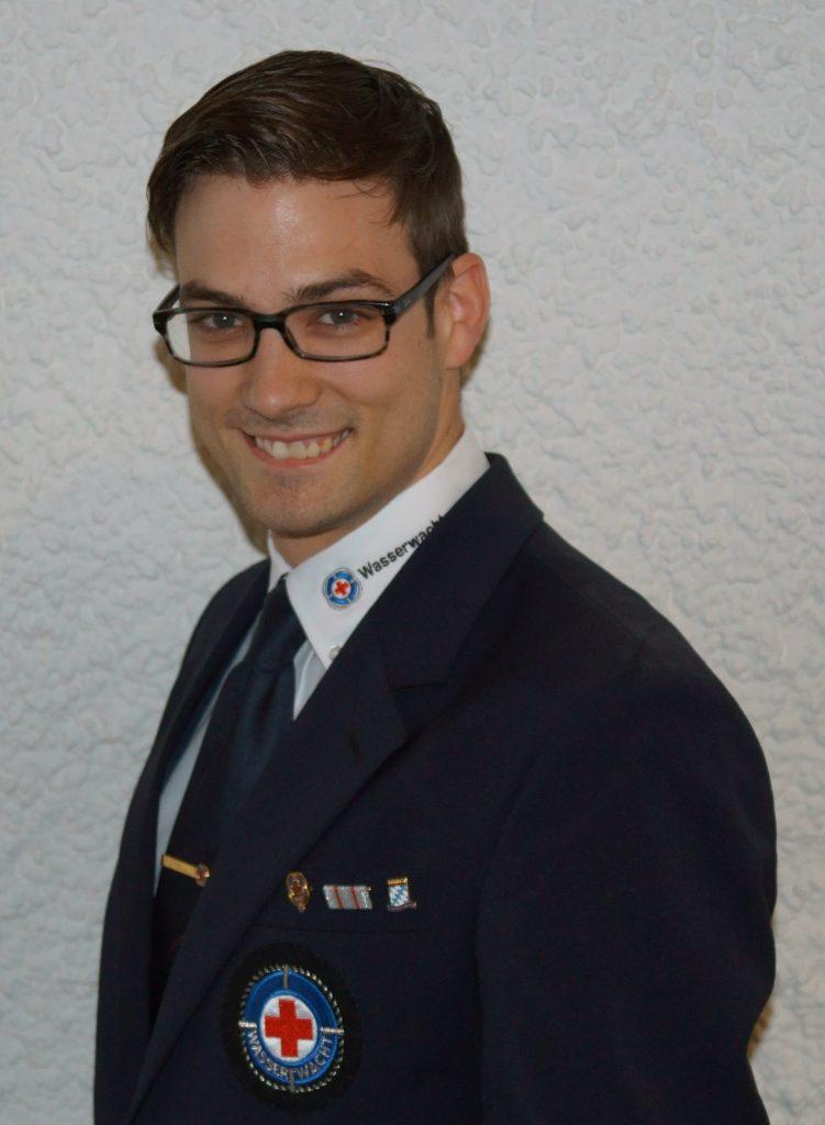 technischer Leiter Sebastian Frey